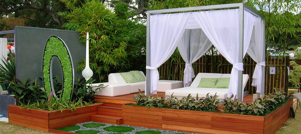 Landscape Design Gallery on tropical house design